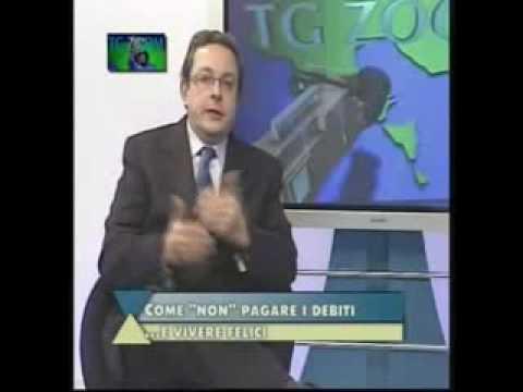 Gianpaolo Luzzi intervistato a TgZoom 2