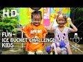 Asik Main Air Es - Fun Ice Bucket Challenge Kids for Lifia Niala - Kids Activities