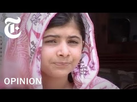 PAKISTANI - A 2009 documentary by Adam B. Ellick profiled Malala Yousafzai, a Pakistani girl whose school was shut down by the Taliban. Ms. Yousafzai was shot by a gunma...