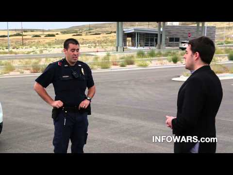 NSA Goons Confiscate Cameras, Harass Reporters