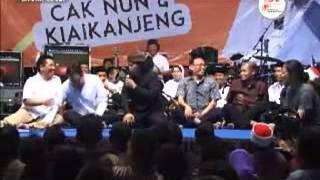Video Cak Nun & Gus Ipul ; full humor , reuni teman lama mengenang Reformasi , Mei 2015 MP3, 3GP, MP4, WEBM, AVI, FLV Juli 2019