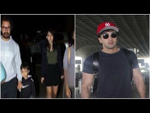 Aamir Goes On A Vacation With Kids | Ranbir Wont D