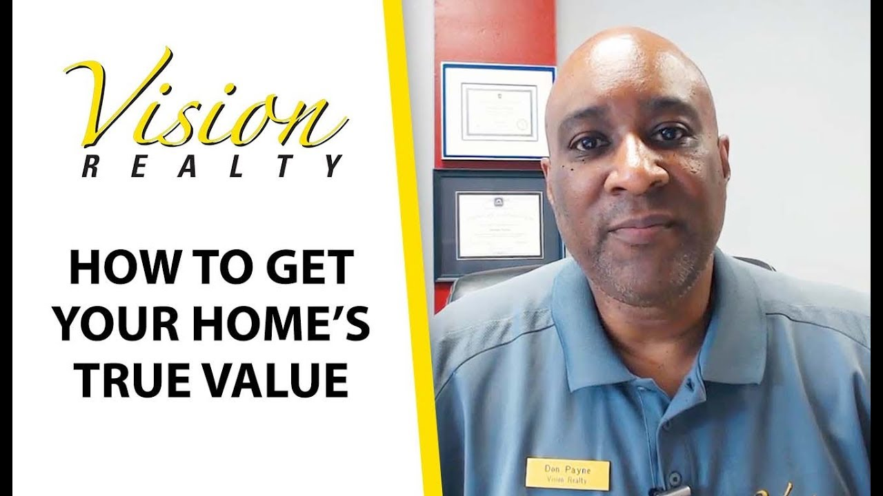 The Best Way to Get an Accurate Value for Your Home
