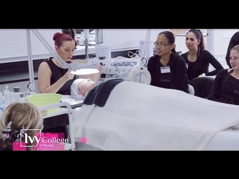 Ivy College Beauty Workshops