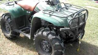 7. Yamaha Big Bear 400 4x4 IRS