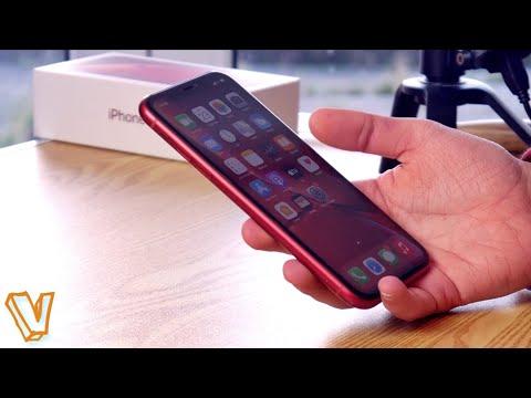 """iPhone XR 2020 Unboxing - Wie gut ist ,,Zustand Gut"""" bei reBuy? (deutsch)"""