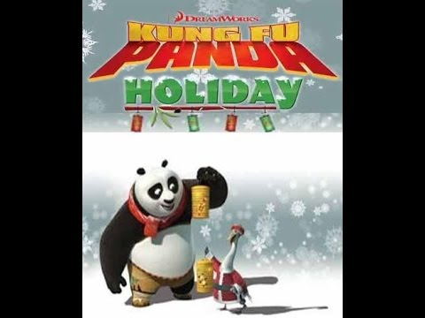 A.S.K. Air Christmas #11: Kung Fu Panda Holiday Review [Legends of Awesomeness]