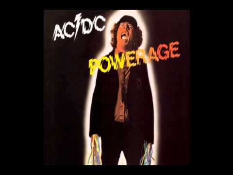 AC/DC Powerage - Sin City
