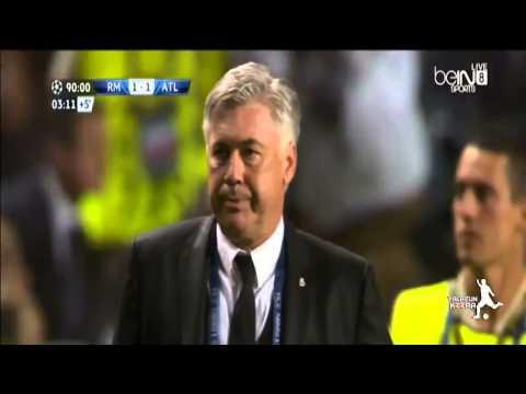Sergio Ramos Goal vs Atletico Madrid UEFA Champions League Final 2014