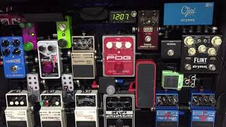 [Pedalboard Demo] Royal Blood - Boilermaker (Live) [Bass Cover]