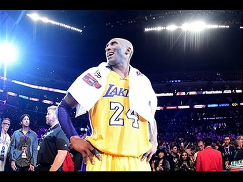 Kobe Gives A Final Farewell To All Of His Fans