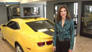 2011 Chevrolet Camaro Video Test Drive