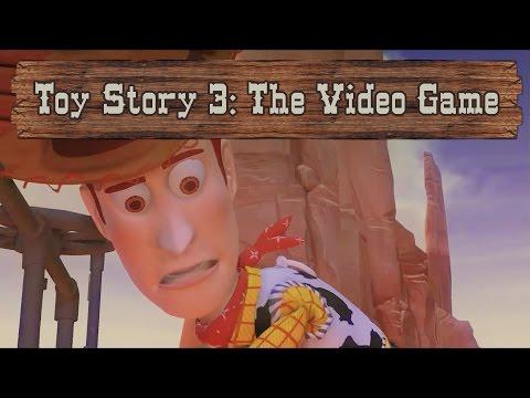 Toy Story 3: The Video Game - Vyprahlý Týden