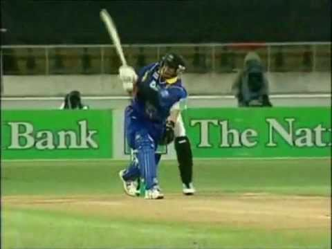 Tribute to Sanath Jayasuriya - The Sri Lankan Legend