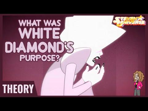 Steven Universe Theory - White Diamond's Purpose
