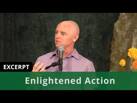 Adyashanti Video: Making Life Decisions Through Enlightened Action