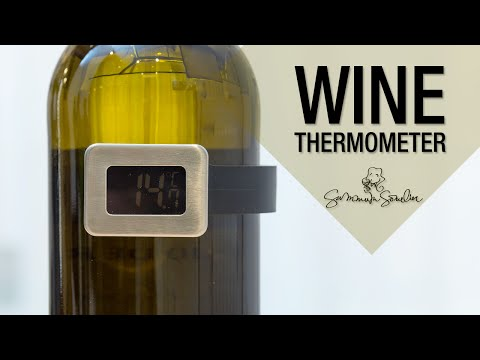 Summum Sommelier - Wine Thermometer