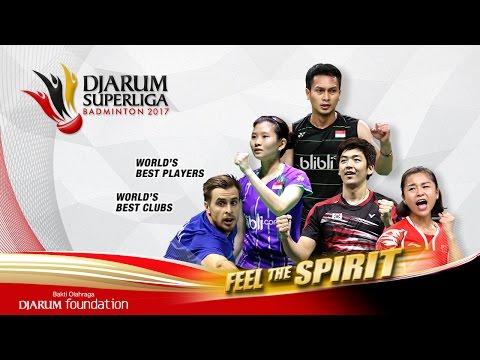 PRELIMINARY ROUNDS | MD1 - Marcus/Angga (BERKAT ABADI) VS Moh Ahsan/Kevin Sanjaya (PB DJARUM) (видео)