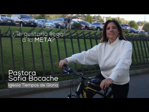 -LLEGA A TU META – Pastora Sofia Bocache