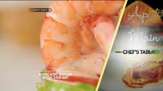 Video Appetizer - Avocado Salad with Shrimp (Chef's Table 6 Maret 2016) MP3, 3GP, MP4, WEBM, AVI, FLV Desember 2018