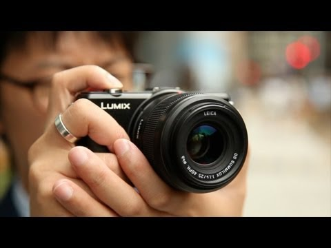 Panasonic Leica 25mm f/1.4 Summilux review