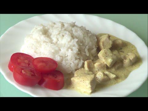 Фрикассе из Курицы / Куриное Филе в Сметане ♥ Быстро и Вкусно!