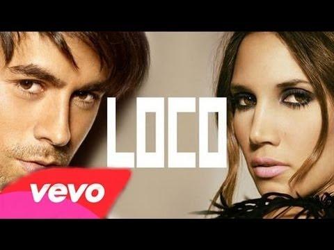 Tekst piosenki India Martínez - Loco (con Enrique Iglesias) po polsku