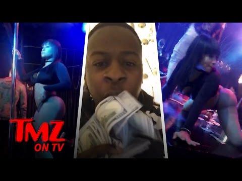 Blac Youngsta Stiffs Strippers at Ace Of Diamonds | TMZ TV