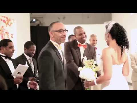 "Ashley + Merrell Wedding (Anthony Hamilton ""Best Of Me"")"