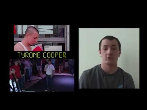Tyrone Calls Out Cage Warriors Star