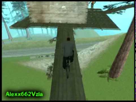Loquendo - Concurso en San Andreas (GTA San Andreas)