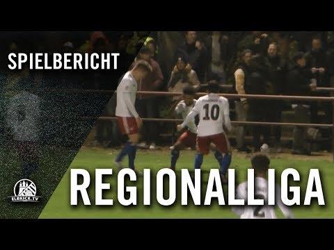 Mini-Sancho Amaechi glänzt: HSV U23 schlägt Altona 93