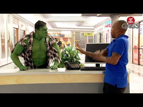 Top 5 Just for Laughs videos (HULK Included) 2019