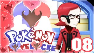 Pokemon LoveLocke Let's Play w/ aDrive and aJive Ep8 Showdown in Slateport! | Pokemon ORAS by aDrive