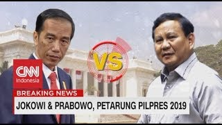 Video Jokowi & Prabowo Petarung Pilpres 2019, Maruf Amin & Sandi Berebut Wapres MP3, 3GP, MP4, WEBM, AVI, FLV Juni 2019