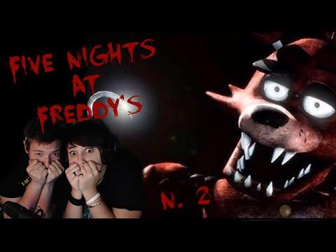 2# FOXY DI MERDA! - Five Nights at Freddy's (видео)