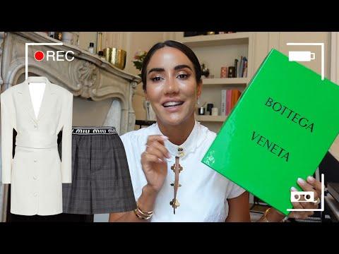 Massive Designer Haul - 17 Items In Total | Tamara Kalinic видео