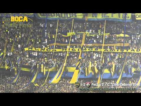 La Copa Libertadores es mi obsesión - La 12 - Boca Juniors