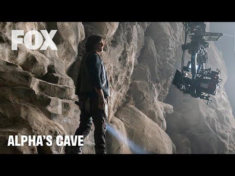 The Walking Dead | BEHIND THE SCENES: Inside Alpha's Cave | FOX TV UK