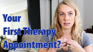 Flick Friday: What to expect in your first therapy session