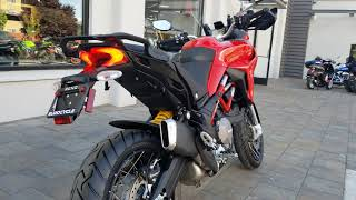 2. 2019 Ducati Multistrada 950s Spoked Wheels - Ducati Red
