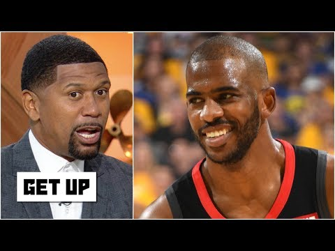 Video: Jalen Rose's advice to Chris Paul: Don't panic or take a pay cut | Get Up