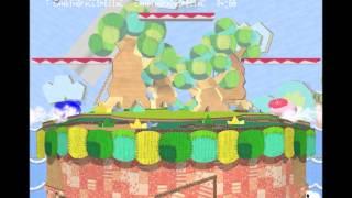 SSBM Practical TAS: Jigglypuff's Invincible Ledgedash Options