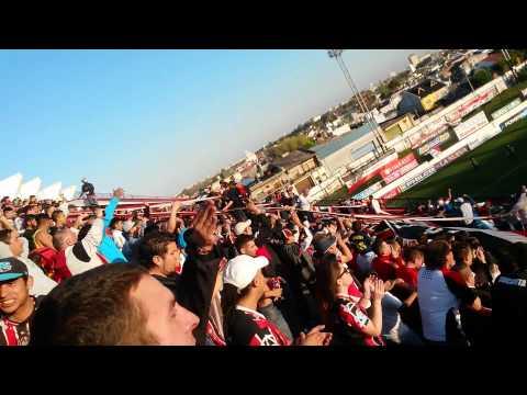 Hinchada de Chacarita vs Atlético de Paraná - BN - La Famosa Banda de San Martin - Chacarita Juniors