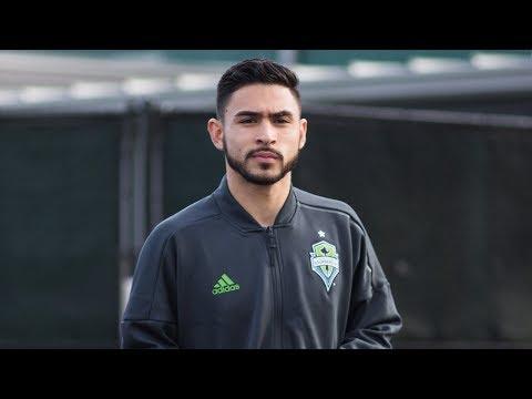 Video: Interview: Alex Roldan on joining Seattle Sounders FC