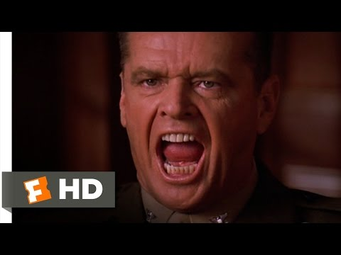 You Can't Handle the Truth! - A Few Good Men (7/8) Movie CLIP (1992) HD