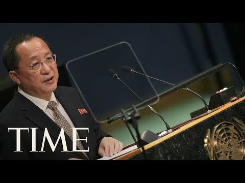 North Korea Compares Donald Trump's Threats To 'The Sound Of A Dog Barking' | TIME