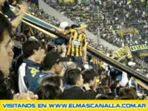 Video - ROSARIO CENTRAL | VIDEO DE LA GENTE VS GODOY CRUZ | EN MOMENTO DE BAJON... | PARTE 02 - Los Guerreros - Rosario Central - Argentina