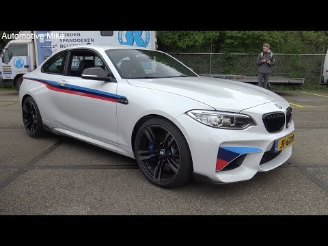 BMW M2 Coupé M Performance F87