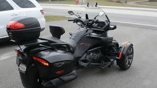 6. 2016 Can Am Spyder F3 Limited